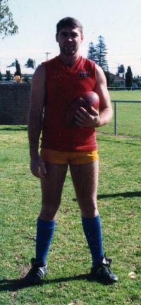 Rosewater FC Tony Giles
