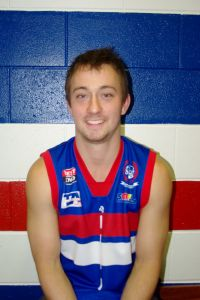 Rosewater Football Club Josh Hicks